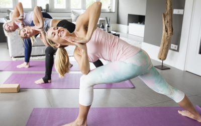 5 belangrijke redenen om (iedere dag) aan yoga te doen!