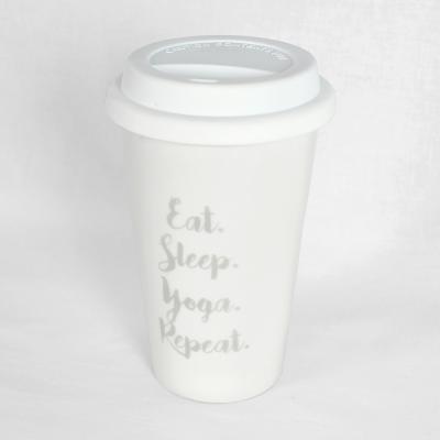 Eat Sleep Yoga Repeat Mok