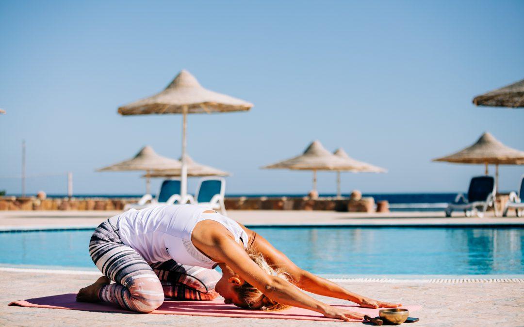 yoga kindhouding