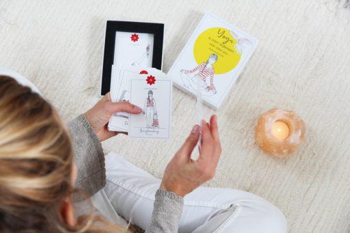 Yogakaarten tarotkaarten inzichtkaarten