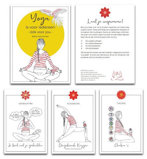 yogakaarten kaartendeck yoga