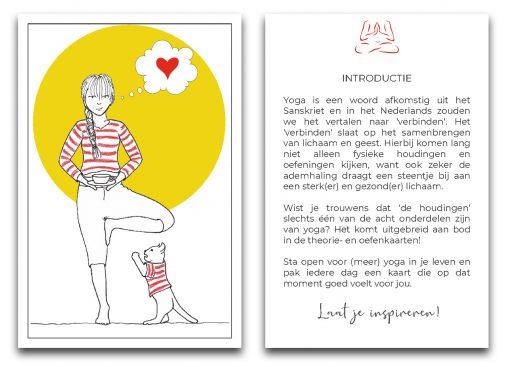 yogakaarten kaartendeck yoga waarom