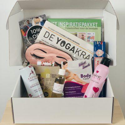 persona box box zomer cadeau